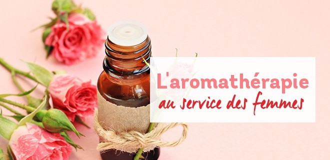 You are currently viewing L'aromathérapie au féminin